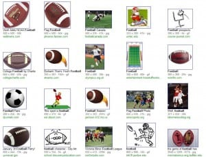 "Search Results on ""Football"""