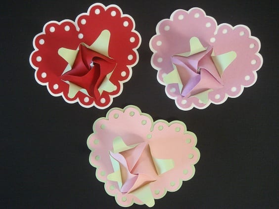 Valentine Heart and Rose Box